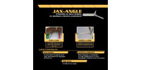 Jax-Angle pour l'alignement des angles